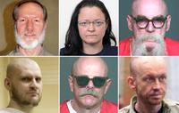 Disse ekstremistene har Breivik sendt brev til