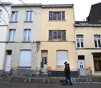 Denne leiligheten leide terroristene