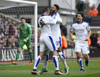 Leicester leder med åtte poeng!