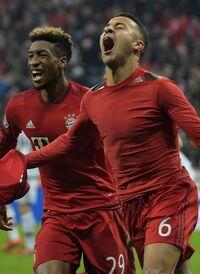 Innbytterne reddet Bayern München etter vanvittig opphenting