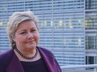 Solberg: Avmålt optimisme i EU
