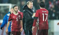 Dansk reporter: – Hareide kunne ikke drømt om en bedre debut