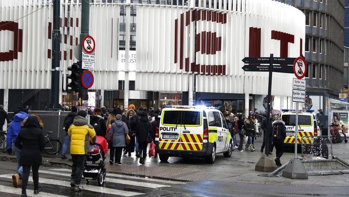 Meldte Dødsfall Oslo