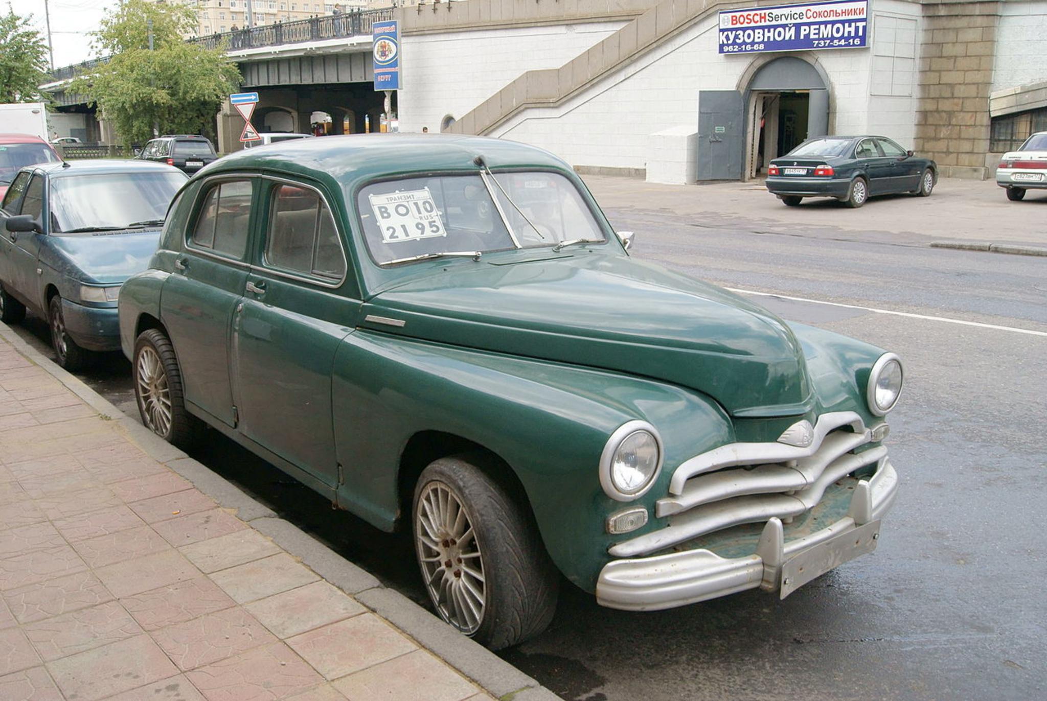 amerikanske veteranbiler til salg