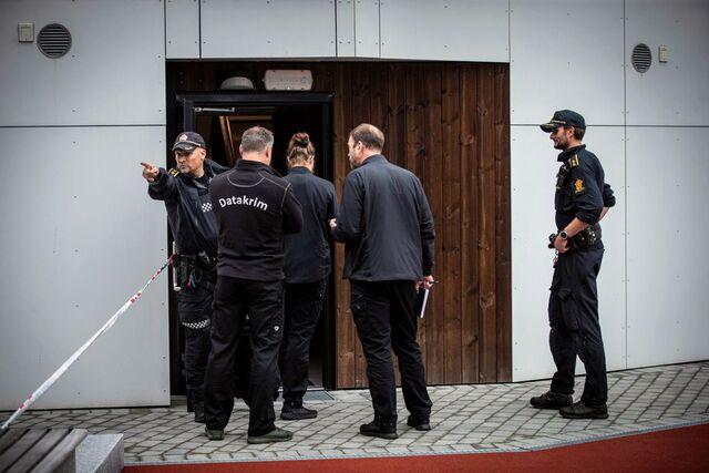 Kvinnen døde etter å ha blitt knivstukket i sitt hjem i Åsane.