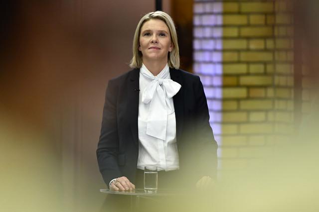Frp-leder Sylvi Listhaug.