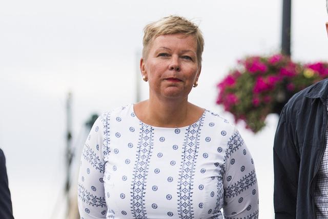 Hege Haukeland Liadal (Ap) fra Haugesund satt på Stortinget fra 2013 til 2021. Foto: Jon Olav Nesvold / NTB