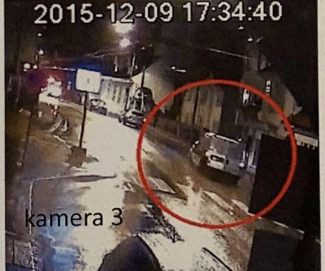Etter at Reidar Osen ble overfalt og bortført i sin bil 9. desember 2015, ble bilen hans fanget på et kamera i Kong Oscars gate.