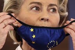 Flere EU-ledere, blant annet Ursula von der Leyen, fordømmer angrep fra Hamas. Arkivfoto: Luis Vieira / AP / NTB
