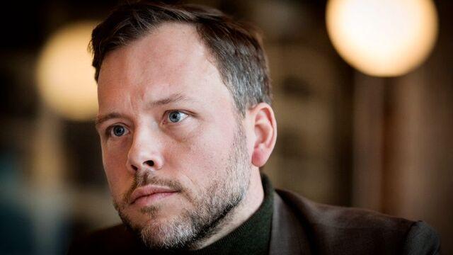 SV-leder Audun Lysbakken