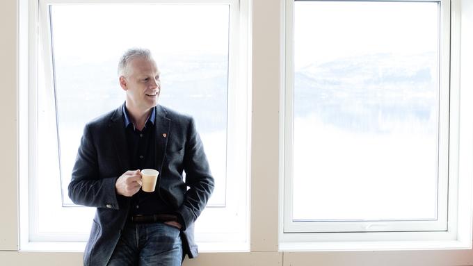 FORTSETTER: Knut Harald Frøland (Bygdelisten), ordfører i Samnanger.