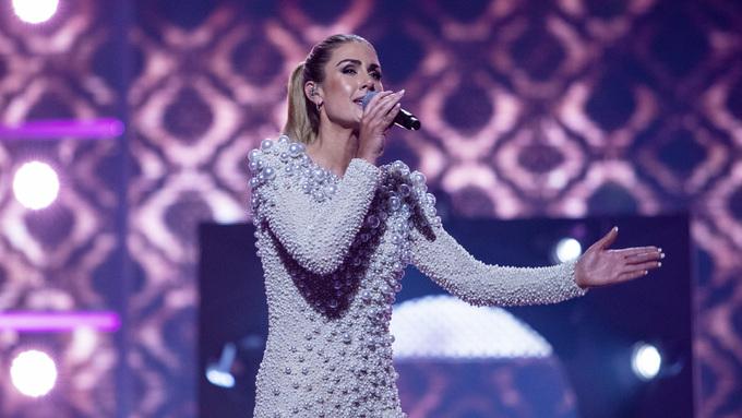 Sangstjernen Tone Damli Aaberge måtte notere seg en omsetningssvikt i 2019.