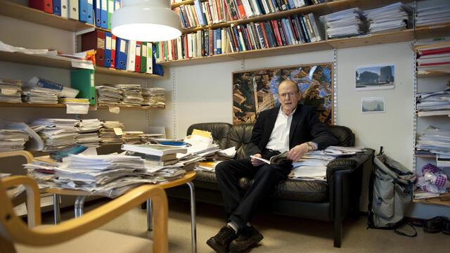 Psykologiprofessor og mobbeforsker Dan Olweus døde den 20. september, 89 år gammel.