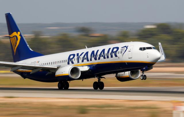 Ryanair har tapt stort på pandemien.