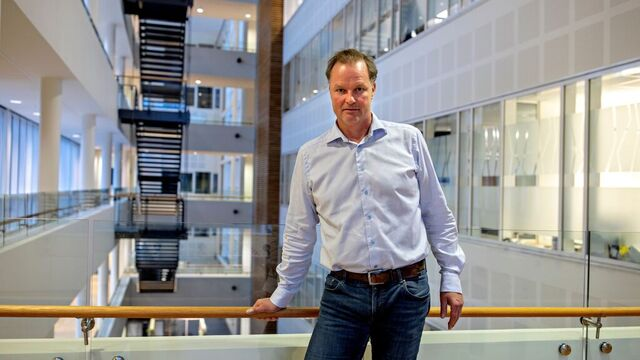 Daglig leder Øyvind Thomassen i Sbanken.