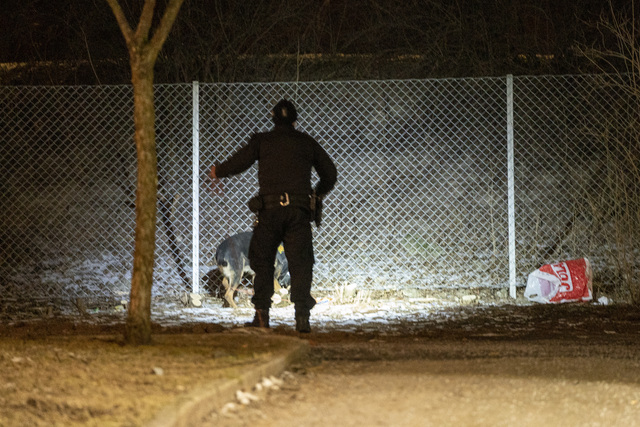 En person er tiltalt for drapsforsøk etter å ha skutt en mann i overkroppen. Store styrker fra politiet rykket ut til Bjølsen etter hendelsen.