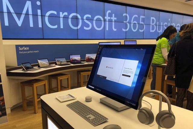 Microsoft anklager den russiske hackergruppa Nobelium for å stå bak omfattende dataangrep. Foto: AP / NTB