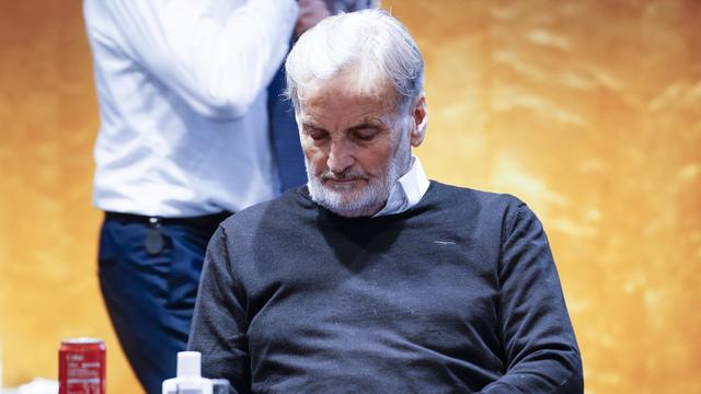 Reidar Osen under tingrettssaken i november i fjor, da to polske menn sto tiltalt.