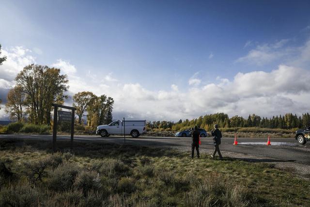 FBI opplyste søndag at det trolig er Gabrielle «Gabby» Petito som ble funnet død i et skogsområde øst for nasjonalparken Grand Teton i Wyoming. Foto: Amber Baesler / AP / NTB