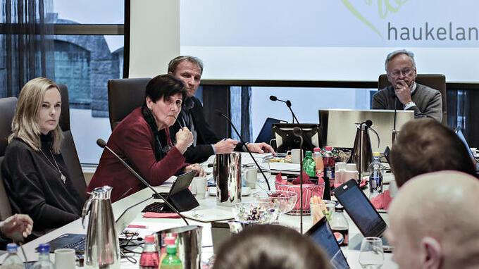 Torsdag er det styremøte i Helse Bergen og på dagsorden står en rapport om covid-situasjonen ved sykehuset.