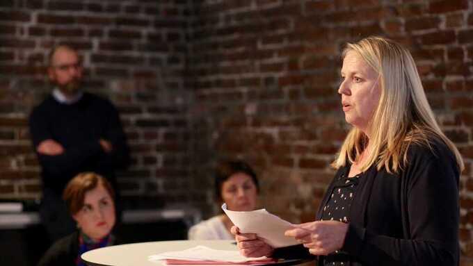 REPRESENTERER MOR: Advokat Kristine Aarre Hånes forteller hvordan Vigilo-saken har preget livet til en mor og hennes datter