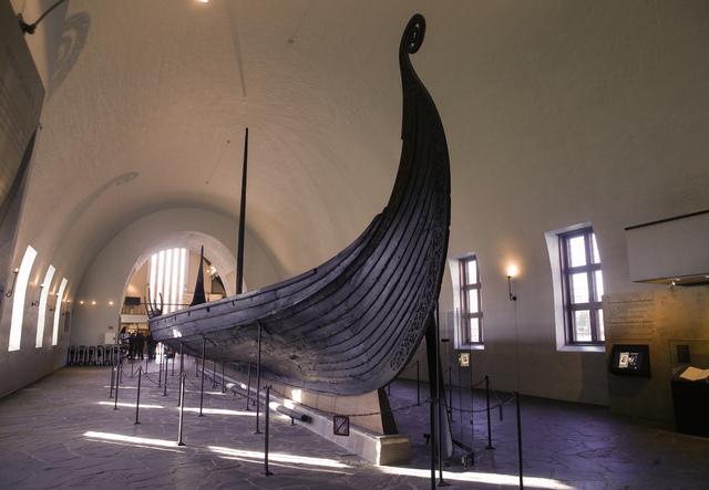 Vikingtidsmuseet har vært avhengig av givere for å kunne gi den museumsopplevelsen som Kunnskapsdepartementet forventer. Den har de nå fått. Foto: Terje Pedersen / NTB