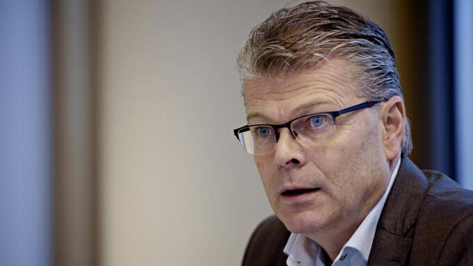 UTSPILL: - Vi mener dette kan løse sykehusstreiken, sier Herlof Nilssen.