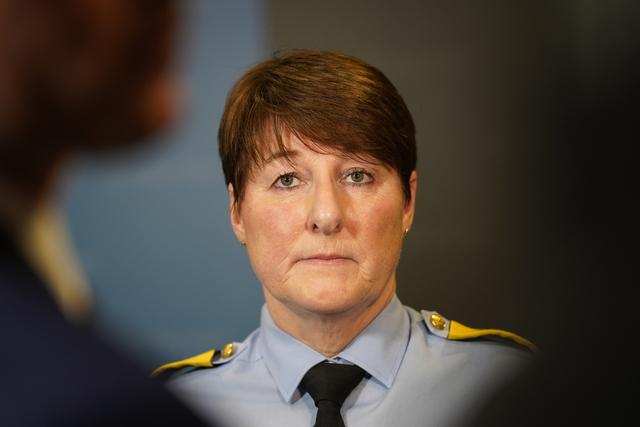 Beredskapsdirektør Tone Vangen i Politidirektoratet sier at det har vært en kraftig økning i oppdrag knyttet til psykiatrien etter en lovendring om tvungent psykisk helsevern i 2017. Foto: Heiko Junge / NTB