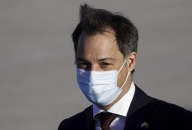 Myndighetene i Belgia tapte et klimasøksmål, her ved statsminister Alexander De Croo.