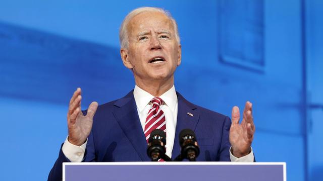 President Joe Biden vil sørge for at amerikanerne får gratis koronavaksine.
