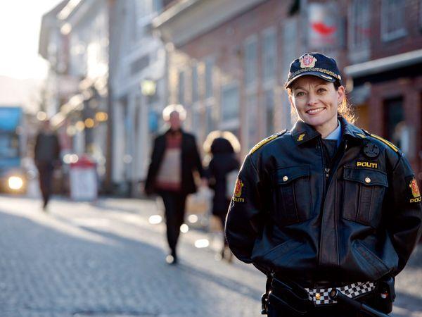 Monica Johannesen Mørk er nominert til årets politileder.