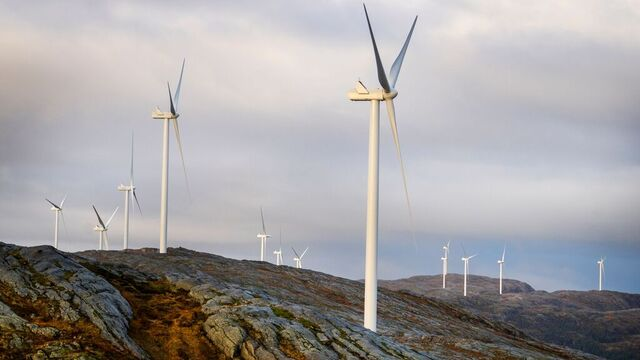 Fremskrittspartiet sier prinsipielt nei til vindkraft på land.