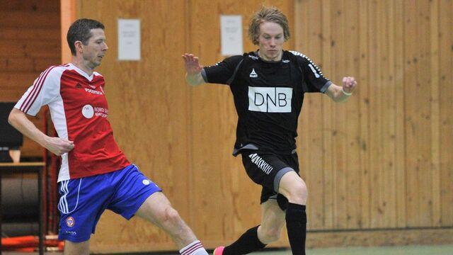 Tom Erik Bang Kristiansen (til høyre) og Sjarmtrollan er ferdig med sesongen.