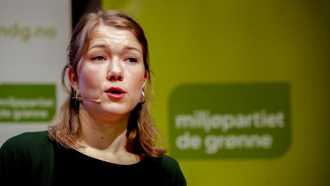 UT MED FRP-POLITIKK: MDG-politiker Une Bastholm ønsker et nytt preg på klima- og miljøpolitikken.