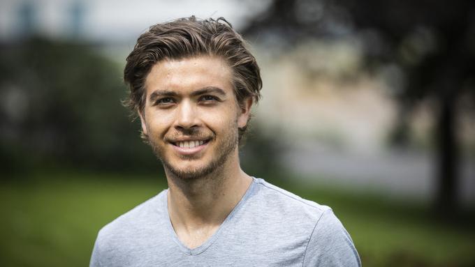 NY KONTRAKT: Askøyværingen Odd Christian Eiking (24) har signert en ny kontrakt med Wanty-Gobert.