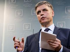 Ukrainas utenriksminister Vadym Prystaiko.