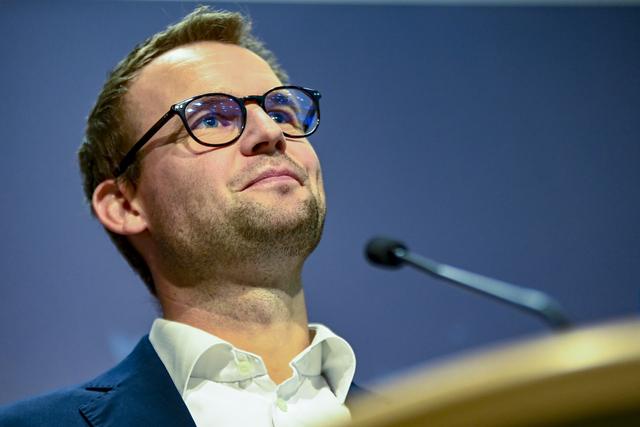 Kjell Ingolf Ropstad går fredag av som leder av KrF.