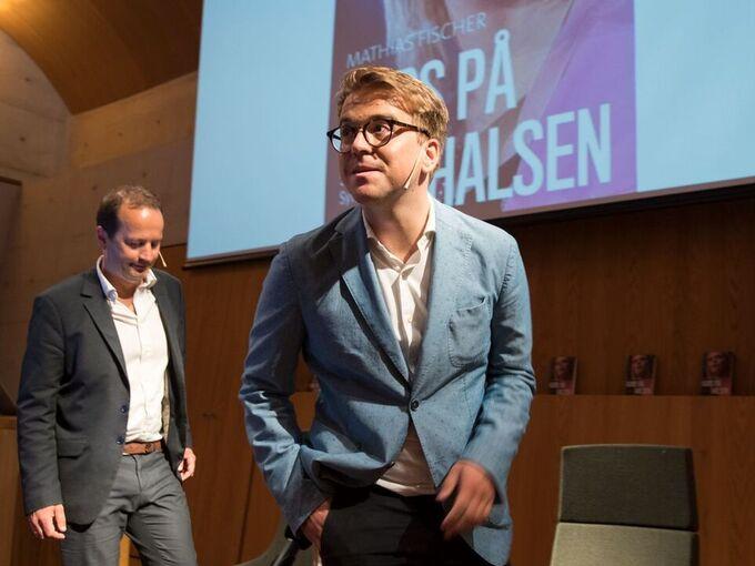 Mathias Fischer er ny statssekretær i Klima- og miljødepartementet.