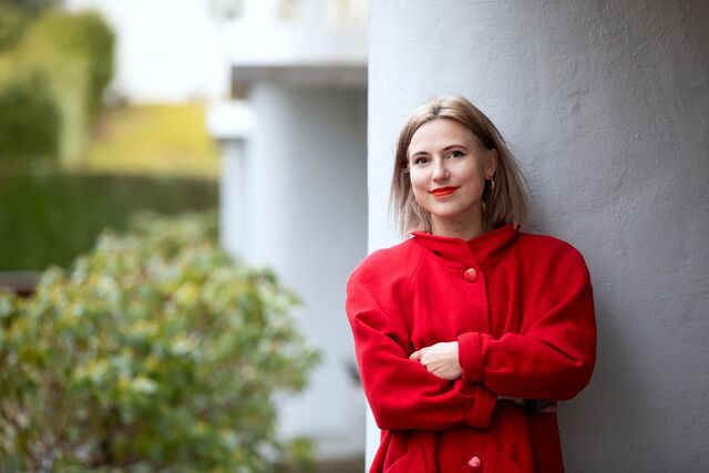 Sofie Marhaug skal jobbe med energi- og miljøsaker på Stortinget.
