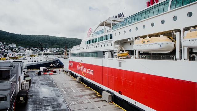 Fjord Line vil trolig ikke ha avganger fra Bergen ut 2020.