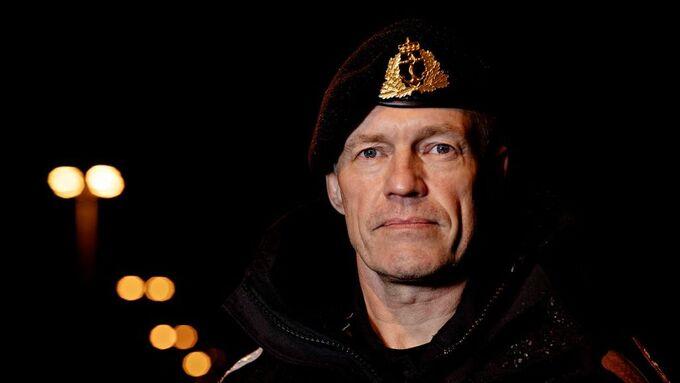 Sjefen for Sjøforsvaret, Nils Andreas Stensønes