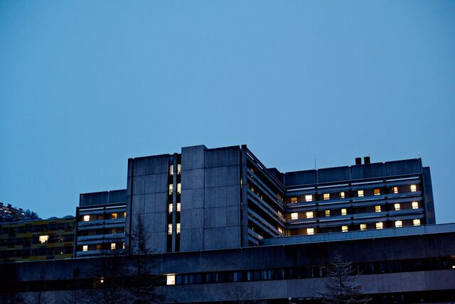 18 pasienter er innlagt på barne- og ungdomsklinikken på Haukeland.