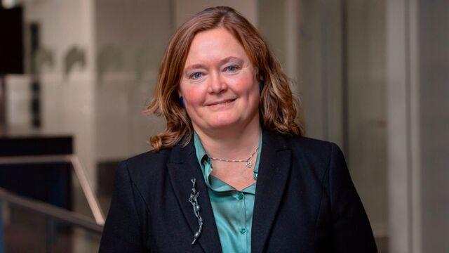 Anne Rygg, gruppeleder for Høyre i Oslo
