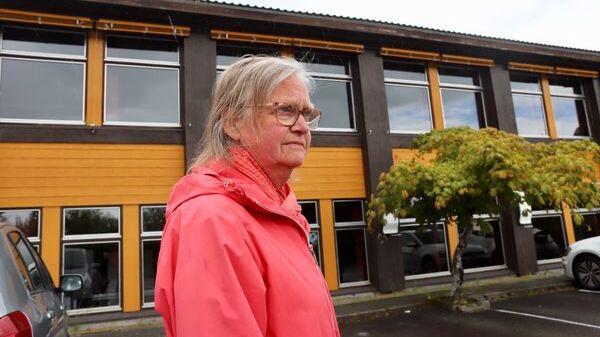 Kvam vidaregåande skule er ikkje stengt, men rektor Ingebjørg Bakke sendte alle elevane heim torsdag ettermiddag.