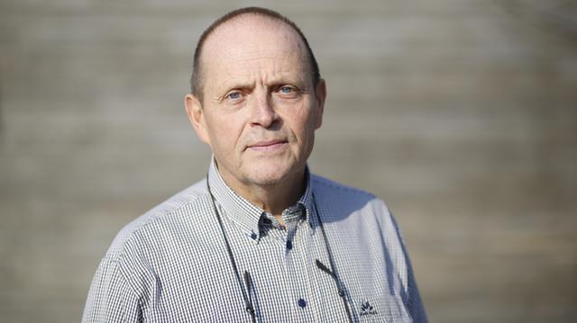 Rektor Svein-Ove Hammersland sier de har tatt ut ytterligere ett trinn i påvente av prøvesvar.