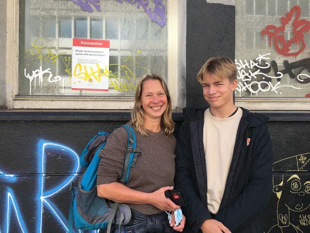 Hanne Thygesen og Aksel Koefoed Thygesen.