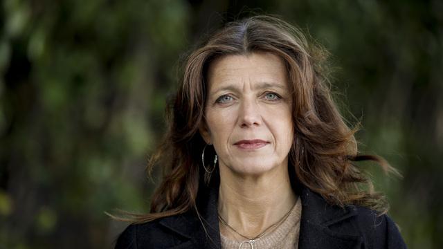 Administrerende direktør i NHO Service og Handel, Anne-Cecilie Kaltenborn.