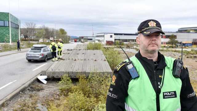 Innsatsleder Ole Marius Røttingen
