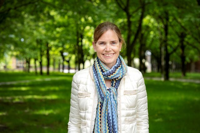 Karen Helene Ulltveit-Moe.