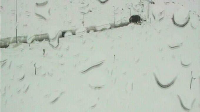 STENGT: Haukelifjell er inntil videre stengt.
